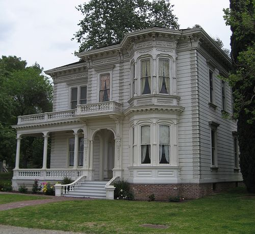 Los Angeles California Houses: 97 Best Los Angeles Victorian Homes Images On Pinterest