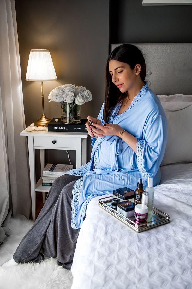 How I spend the last days of pregnancy - Stella Asteria | Fashion