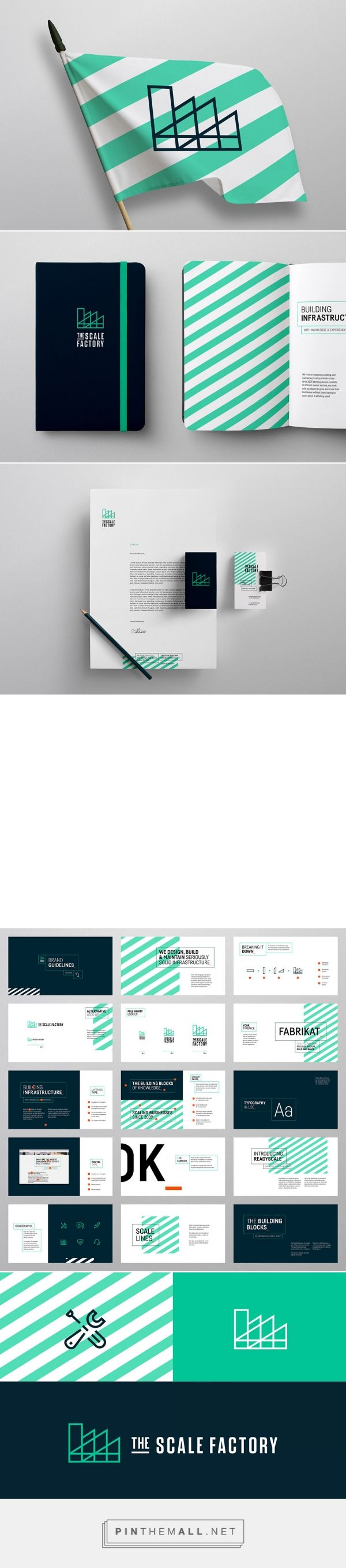The Scale Factory | Identity Designed - created via https://pinthemall.net