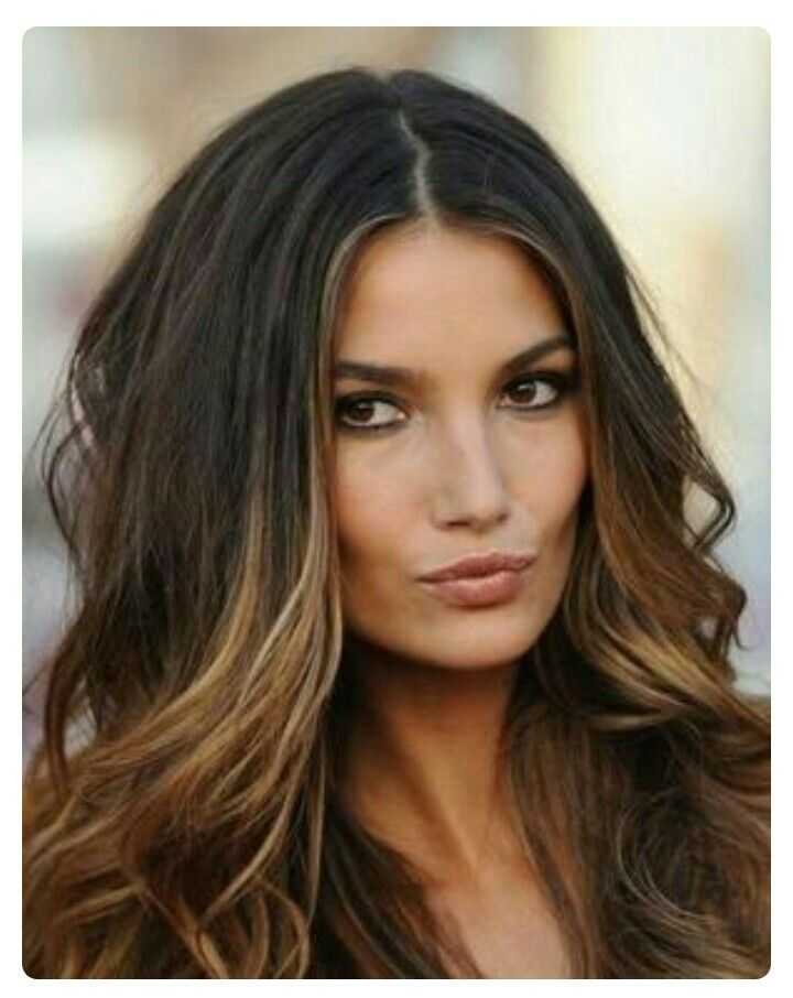 Best Natural Haircolor For Lightening Dark Roots
