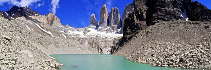 #TorresDelPaine, #Cile, @Michele Morales Suraci