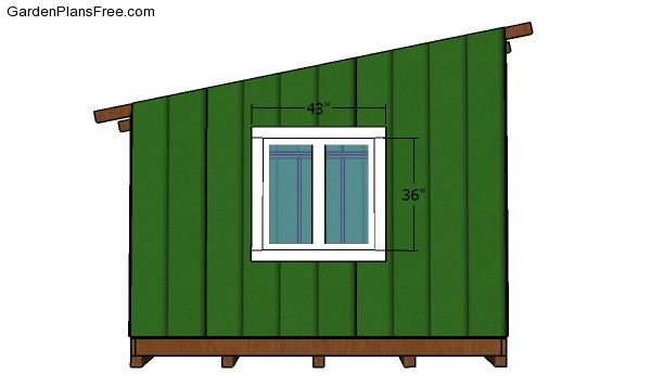 10x12 Lean To Shed Plans Pdf Download Free Garden Plans How To Build Garden Projects Shed Plans Lean To Shed Small Shed Plans