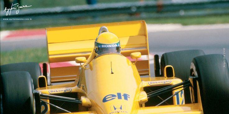 Grande Prêmio da Hungria – 1987 | Ayrton Senna