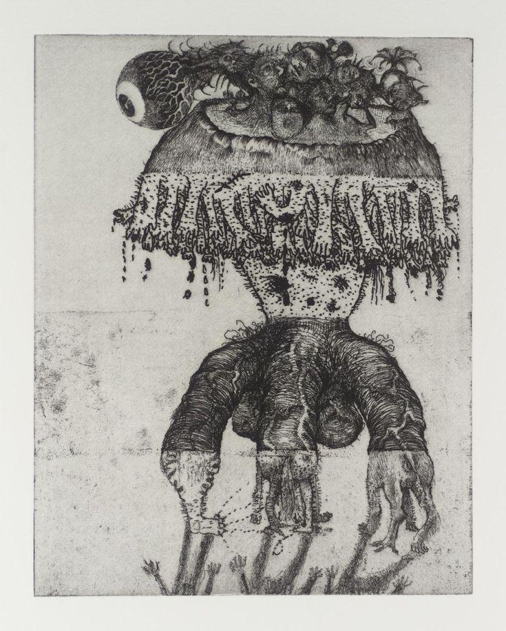 Jake Chapman, Dinos Chapman 'Exquisite Corpse', 2000 © Jake and Dinos Chapman