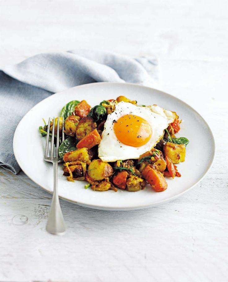 Use your leftover vegetables from the Sunday roast with this Indian twist on a British favourite.