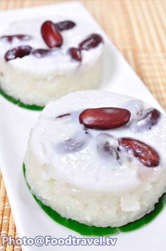 81 best thai dessert images on pinterest asian desserts thai traditional thai desserts khao niew tud steamed rice with coconut milk a nice ending to pad thai forumfinder Choice Image