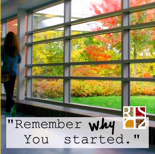 Whenever you feel like giving up... remember why you started. #college #student #motivation #quotes #inspiration