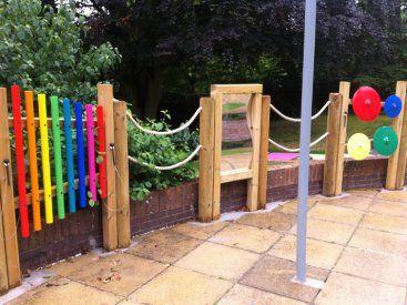 13 best images about sensory garden on pinterest gardens for Garden design ideas for disabled