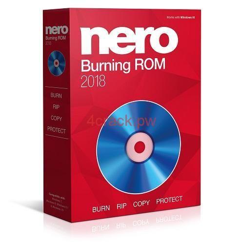 nero cd burning software free download crack