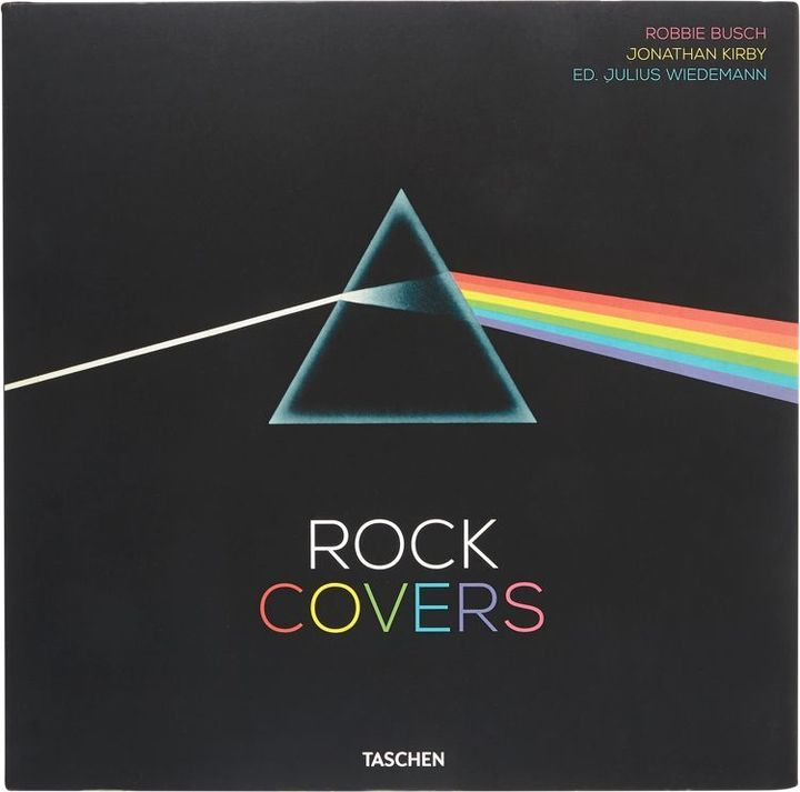 Taschen Rock Covers-Colorless