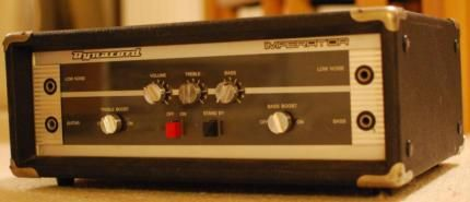 Dynacord Imperator Röhrenverstärker für Bass, Gitarre, Keyboard in Berlin - Tiergarten | Musikinstrumente und Zubehör gebraucht kaufen | eBay Kleinanzeigen