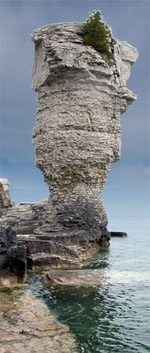 Bruce Peninsula National Park Parks - Nature Reserves of the Bruce Peninsula in Ontario, Canada