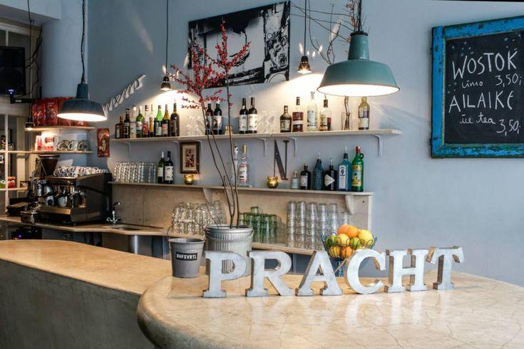 Pracht | Cafe, Bar