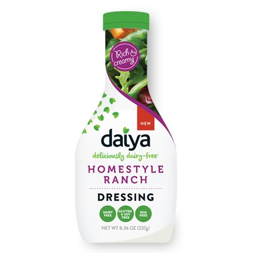 Homestyle Ranch Dairy-Free Dressing - Daiya Foods, Deliciously Dairy-Free Cheeses, Meals & More