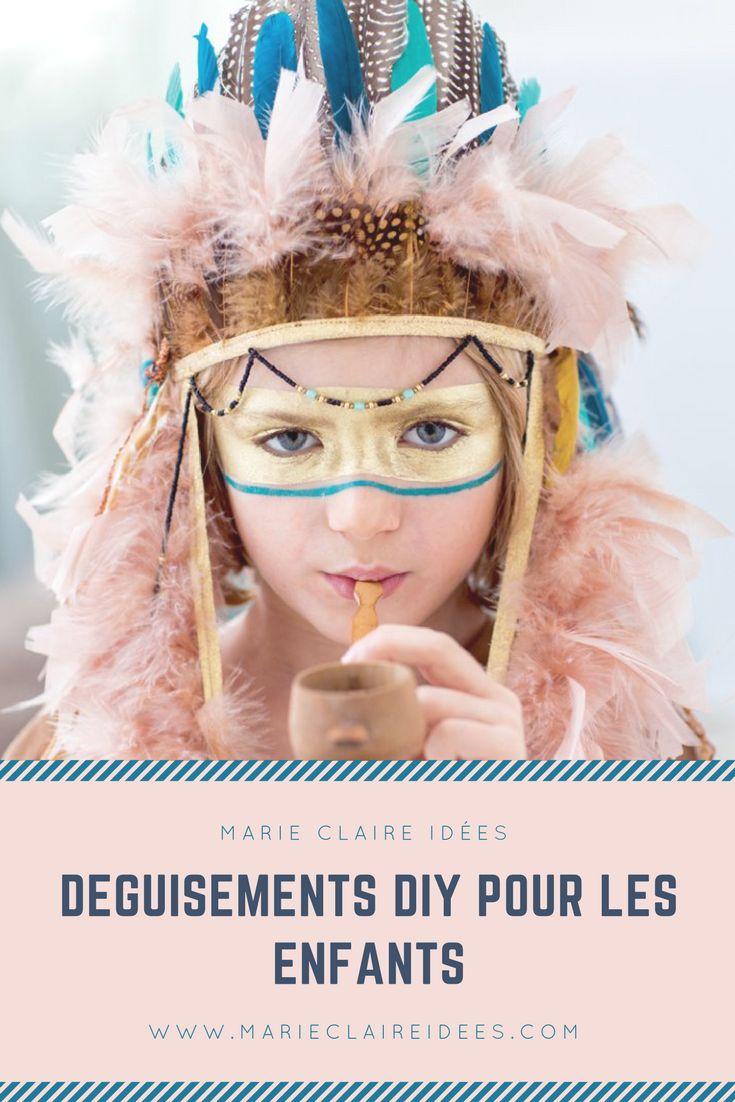 déguisements DIY pour les enfants - Marie Claire Idées
