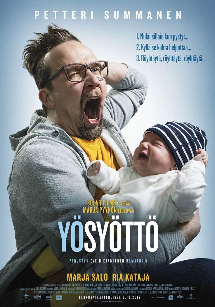 Yösyöttö on vuonna 2017 ensi-iltansa saanut suomalainen komediaelokuva, jonka on ohjannut Marja Pyykkö. Se perustuu Eve Hietamiehen samannim...