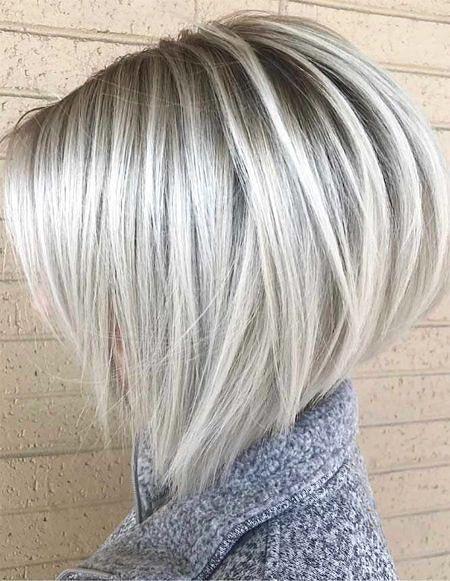 30 beliebte kurze blonde Frisuren