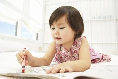 """Ideas for Quiet Time With a Toddler - """"Replacing naps with an hour or so of solo quiet time will not only give you a much needed break during the day but it will also give your child a chance to relax and learn some much needed life skills."""""""