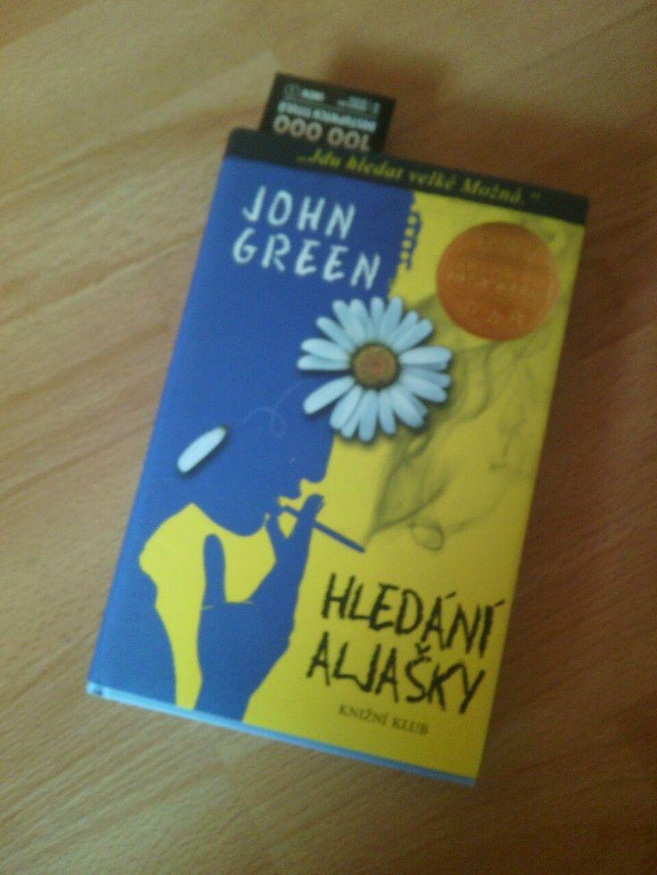 John Green-Hledání Aljašky