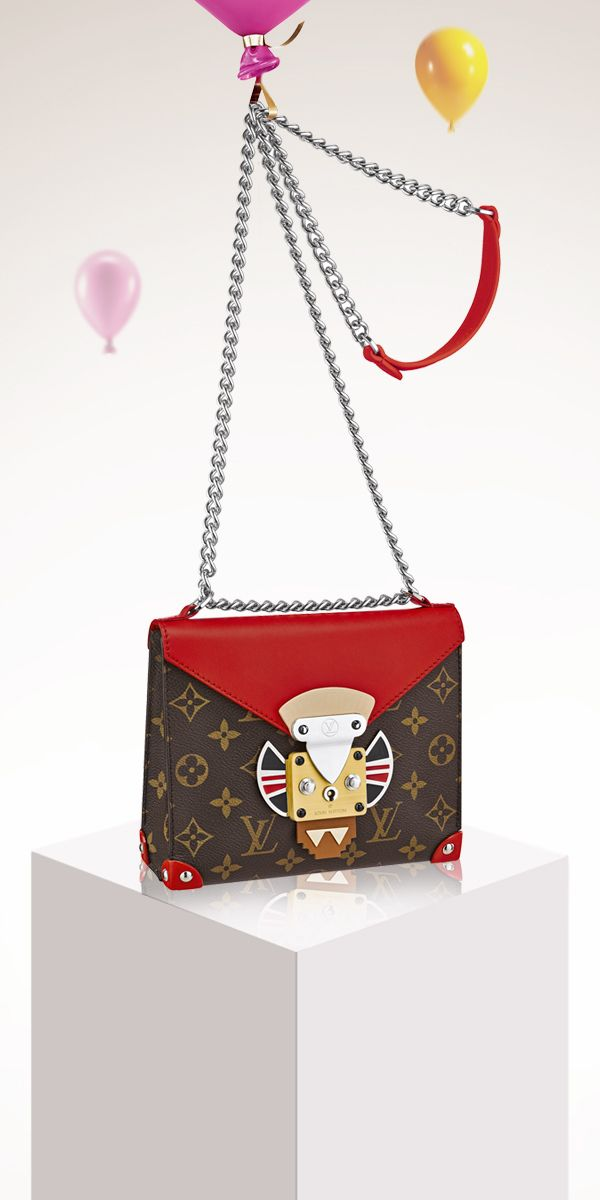 Louis Vuitton Mask Pochette