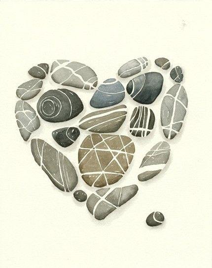 cuore di sassi