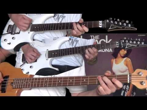 The Knack - My Sharona (Guitar & Bass cover) - YouTube