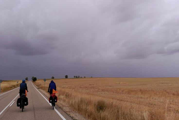 En ruta camino de Picos (1) | El Rincón del Trotamundos