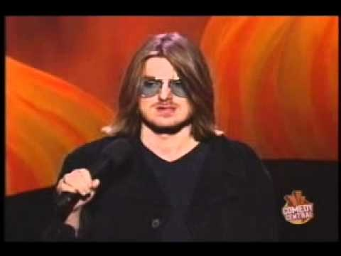 Mitch Hedberg Comedy Central Special