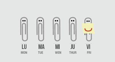 Happy Friday!! :) #amicoestero #traduzioni #interpretariato #transcreation #comunicazione #happyfriday