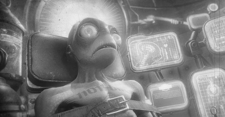 Oddworld Soulstorm: is darker more sinister and goes places other games haven't. Oddworld Inhabitants
