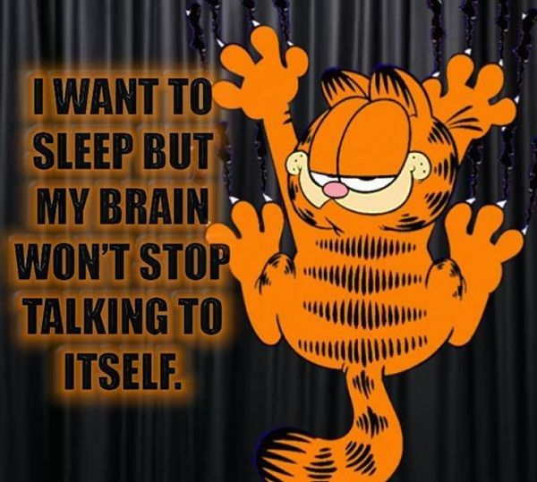Garfield Cartoons with Funny Sayings   Funny and cute cartoon character Quotes5