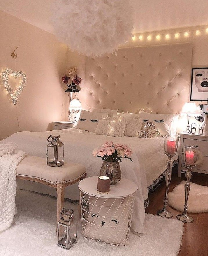 Girly Bedroom Exquisite Interior Follow For More Royal Queen