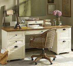 Pottery Barn Whitney Desk Set