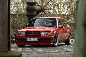 1989 Brabus 190E 3.6 S | #auto