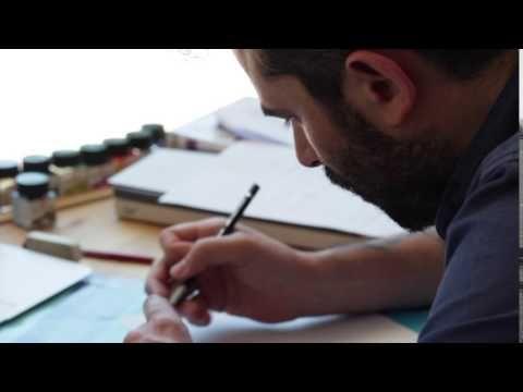 Hirsch Tattoo Lab - Eliseo Franchini painting