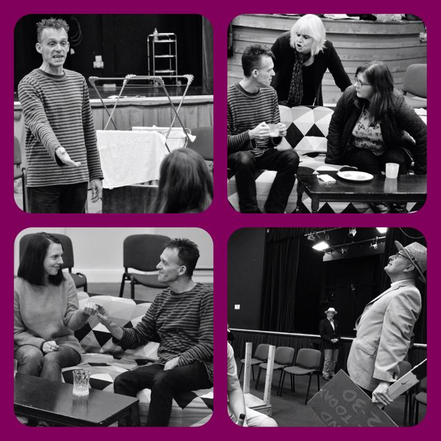 Preparations for this Autumn's production are well underway with final dress rehearsals and finishing touches being made to the set and costumes over the coming weeks.  Alan Ayckbourn's comedy Confusions is a set of four interlinked plays    TADS