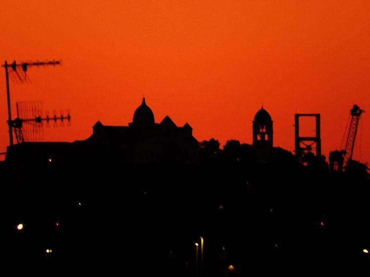Ancona, Marche, Italy - Alba Rossa sul Duomo by Gianni Del Bufalo CC BY-NC-SA IMG_8548- duomo -