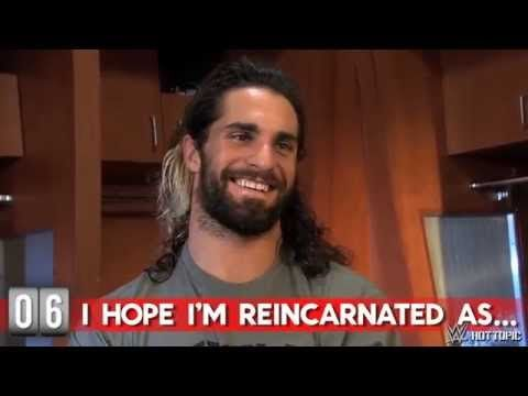 OMGGGGG HE DID IT HE DID ONE Hot Minute: WWE's Seth Rollins - YouTube
