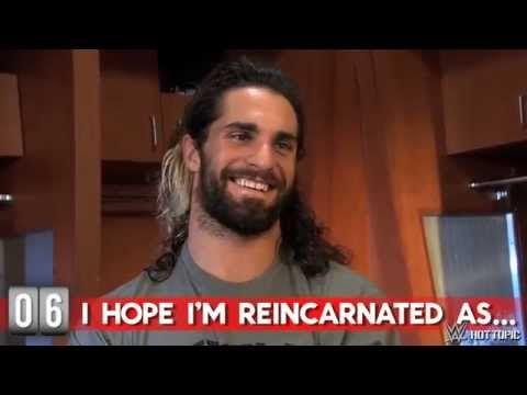 OMGGGGG HE DID IT HE DID ONE Hot Minute: WWE's Seth Rollins - YouTube