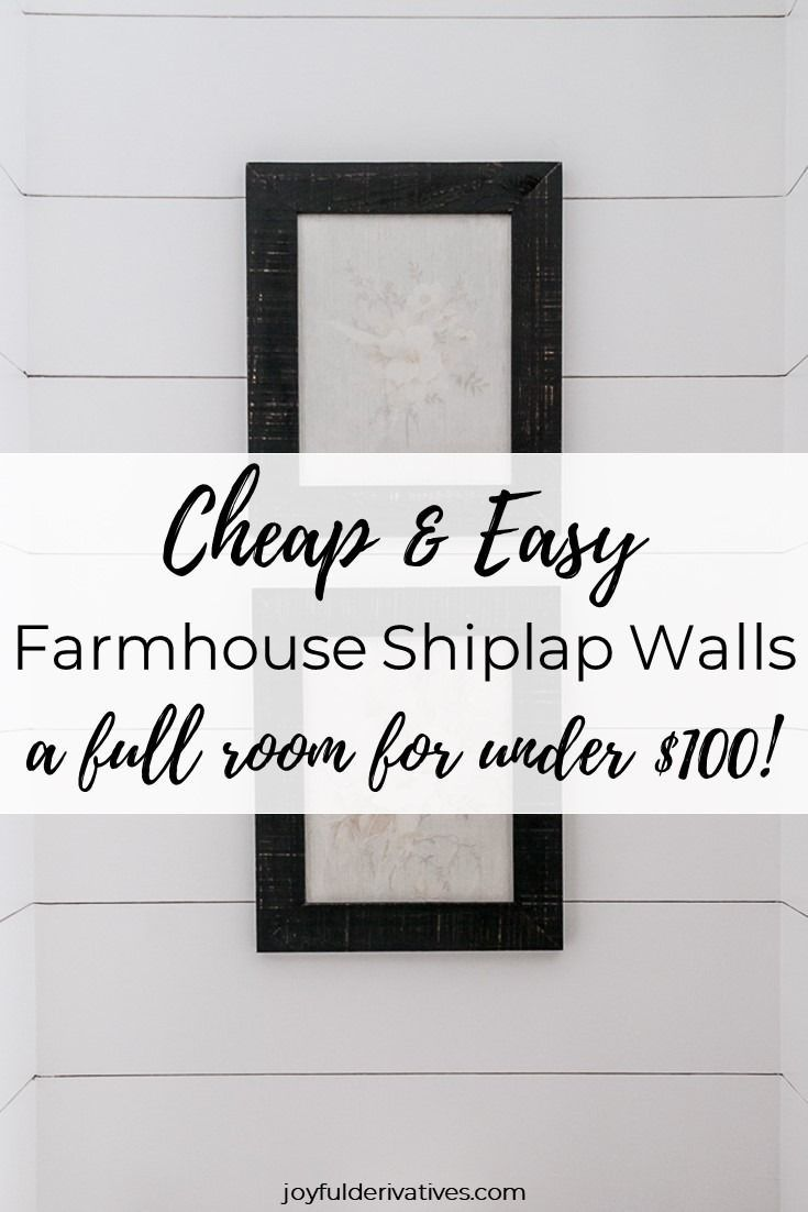 How Install Shiplap Simple Steps Installing