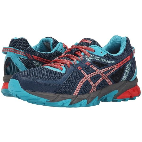 ASICS GEL-Sonoma 2 Women's Running Shoes ($65) ❤ liked on Polyvore featuring