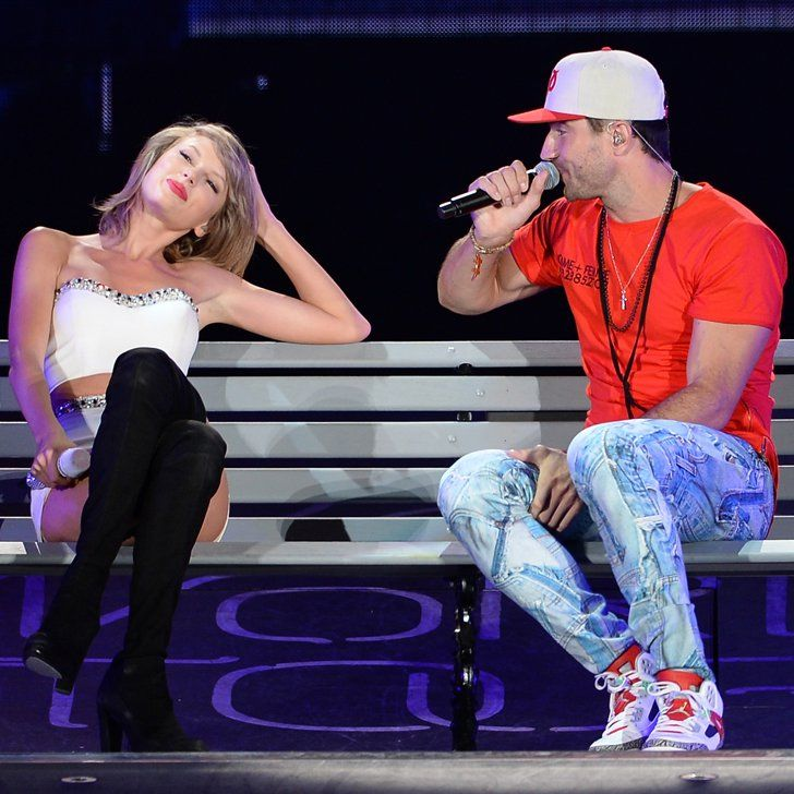 Watch Taylor Swift and Sam Hunt Perform His Song in a Sweet Surprise Performance