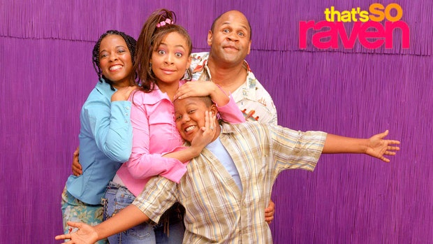 That's So Raven show!!!