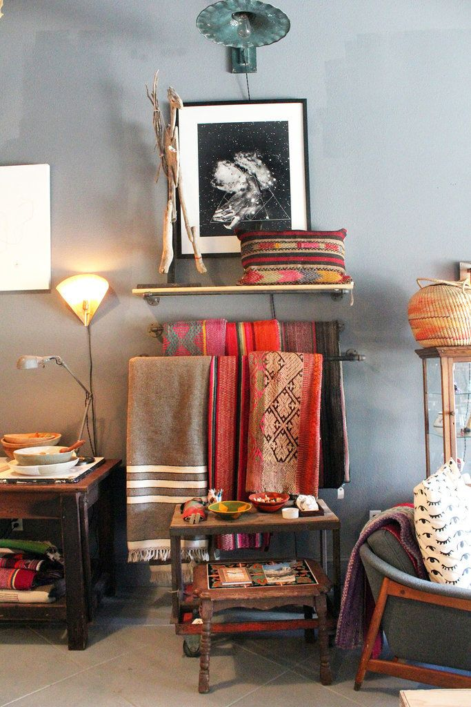 """Hipster Decor Ideas You Won't Get Sick Of: It's rare that you walk into a store or coffee shop or hair salon and think, """"Man, I feel right at home."""""""