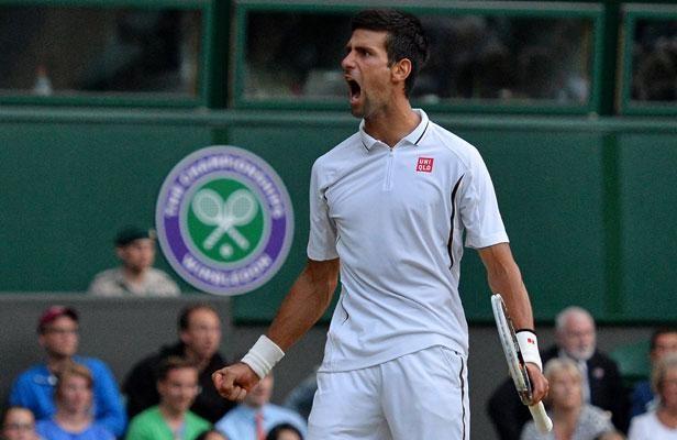 Wimbledon 2013: Novak Djokovic premier qualifié pour la finale