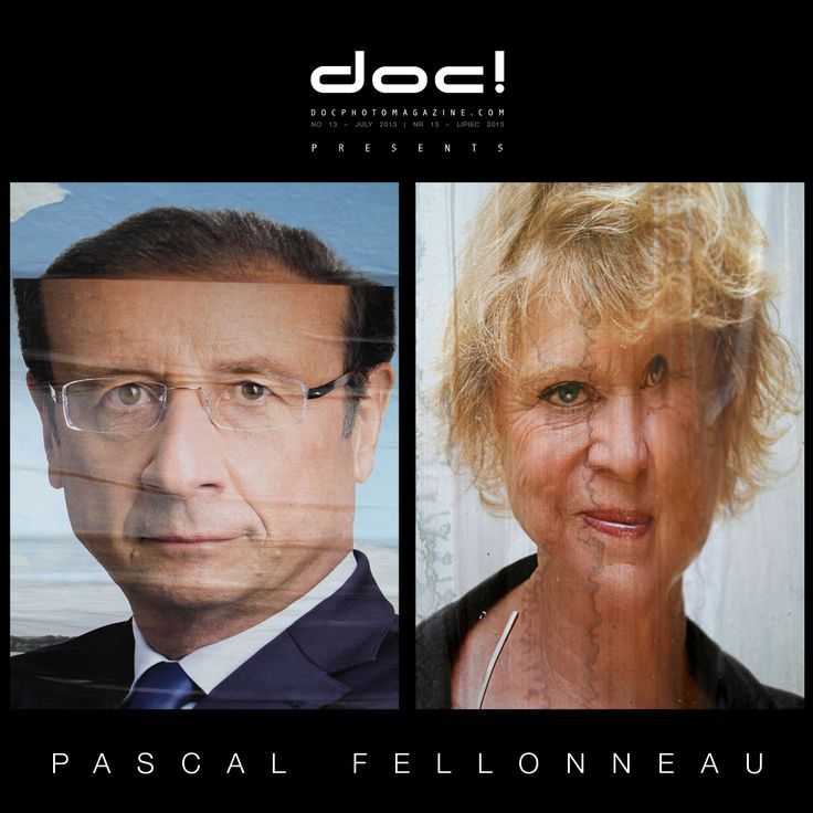 "doc! photo magazine presents: ""Candidates"" by Pascal Fellonneau, #13, pp. 133-147"