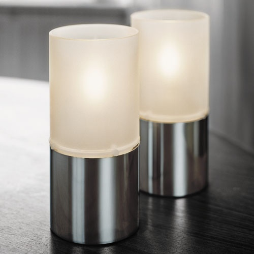 Stelton Oil Lamp Frosted Glass Shade