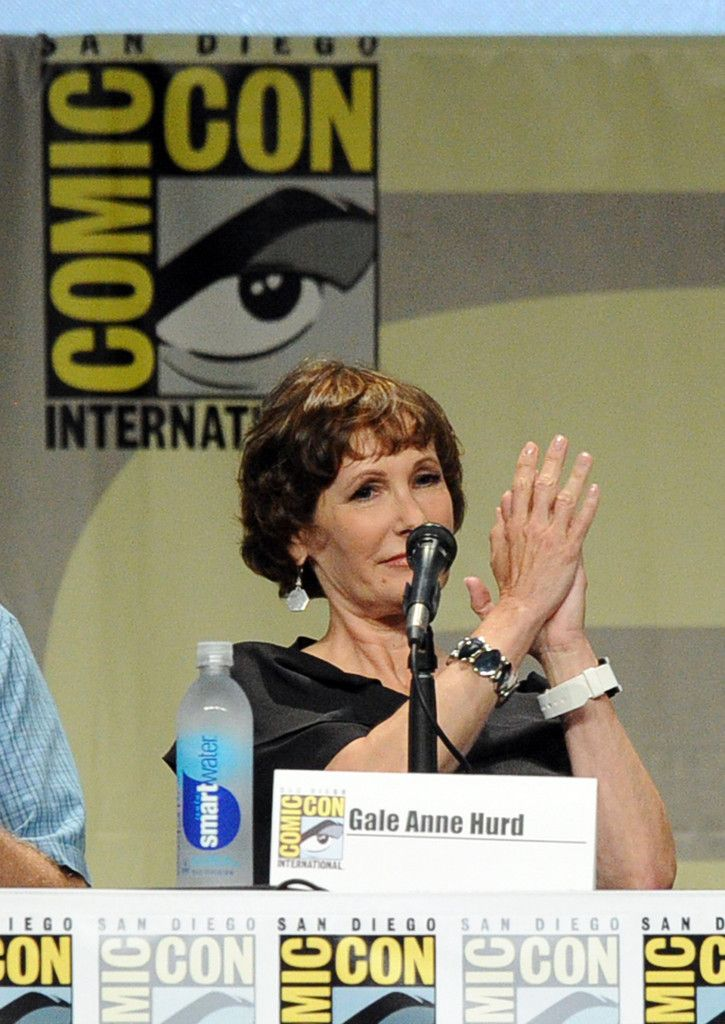 Gale Anne Hurd Photos: 'The Walking Dead' Panel at Comic-Con