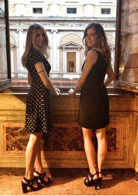 Roma- palazzo Farnese- Ambasciata  di Francia - 2014- con Serena Iaricci