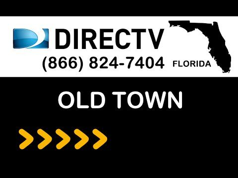 Old-Town FL DIRECTV Satellite TV Florida packages deals and offers